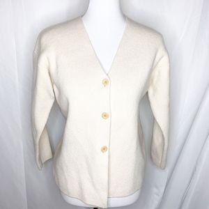 J. Crew 100% Merino Wool Women's Cardigan